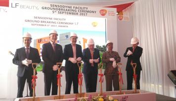 Foto BKPM Apresiasi GSK Bangun Pabrik Pasta Gigi di RI