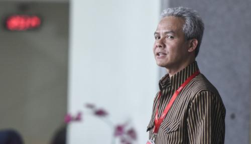 Foto Dihantam Isu e-KTP, Ganjar Dinilai Khianati Falsafah Jawa