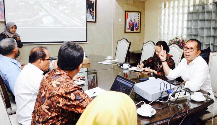 Foto Berita Proyek Tol Layang Makassar Ditaksir Telan Rp2,5 Triliun