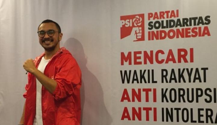 PSI Usung Giring Jadi Capres 2024, Ananda Sukarlan Dukung