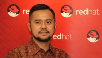 Foto Red Hat: Enterprise Lebih Aman Dengan Open Source