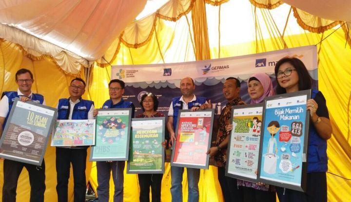 axa indonesia beri edukasi keuangan bagi anak-anak banten