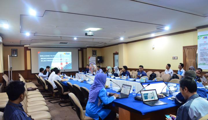 Foto Berita Ketika Perusahaan Asal Laos Belajar CSR ke PJB