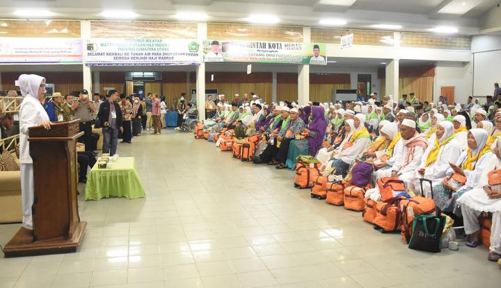 Foto Berita Batas Akhir Pelunasan Biaya Haji Tahap I Jumat Hari Ini