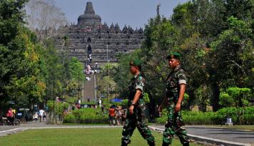 Foto PT TWC Borobudur Antisipasi Dampak Erupsi Merapi
