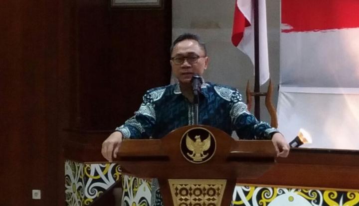 Foto Berita Ketua MPR: Pemuda Harus Tahu Sejarah Bangsanya
