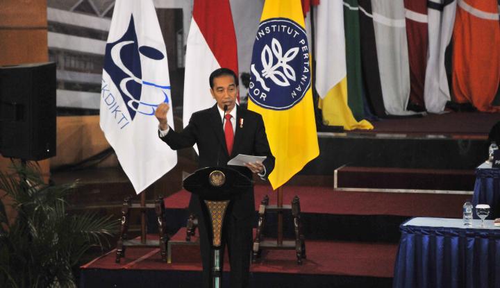Foto Berita Presiden Jokowi Ajak Petani Berkorporasi