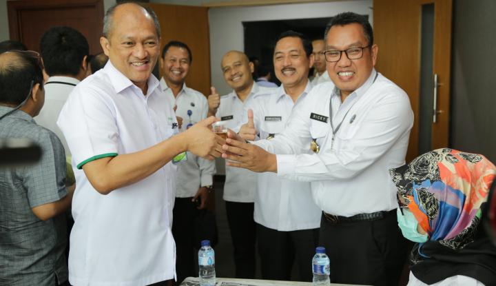 Foto Berita Ikut Cegah Narkoba, Citilink Indonesia Raih Penghargaan BNN
