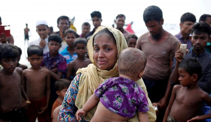Parah! Tentara Myanmar Bantah Persekusi Sistematis Muslim Rohingya - Warta Ekonomi