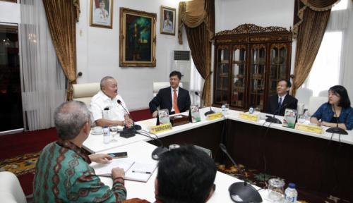 Foto Kenalkan Investasi Sumsel, Konsulat Jenderal Tiongkok Bawa Investor