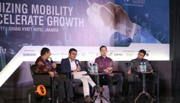 Foto Helios Mobility Day Kumpulkan Pelaku Industri Bahas Tren Mobility Terbaru
