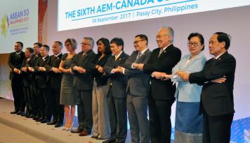 Foto ASEAN Genjot Peningkatan Kerja Sama Ekonomi dengan Sejumlah Negara Mitra