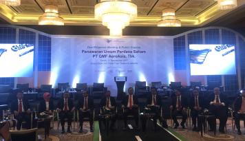 Foto GMF Siapkan 10% Saham untuk Investor Strategis