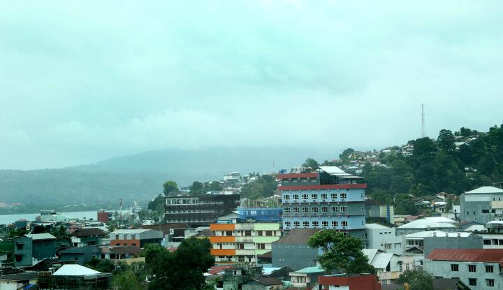Foto Berita Cerita Sri Mulyani: Saya Menkeu Pertama Kunjungi Ambon