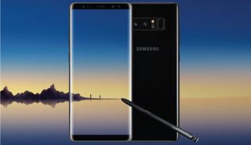 Foto Samsung Resmi Rilis Galaxy Note 8 di 42 Negara