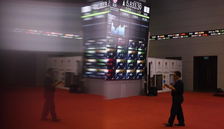 Foto Berita Delta Djakarta Minta BEI Tanya Anies Soal Rencana Penjualan Saham