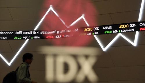 Foto Pasca Stock Split, Saham Bukit Asam Menanjak