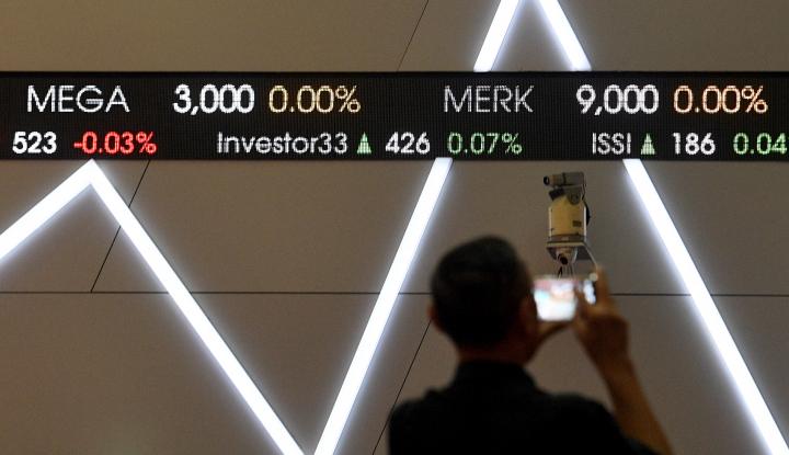 Foto Berita IHSG Naik 2,1%, Investor Asing Jualan Rp4,6 M Sepekan Ini