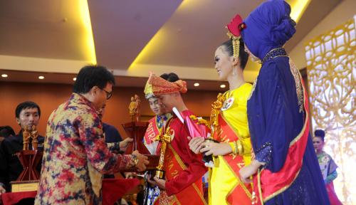 Foto Pemprov Ingin Putra-Putri Sriwijaya Promosikan Pariwisata Sumsel