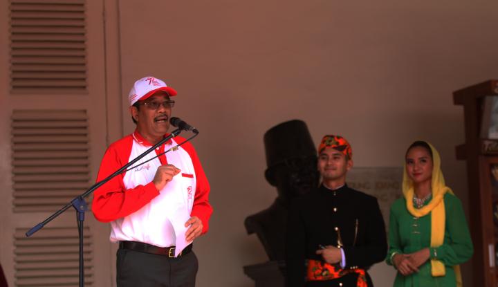 Foto Berita Debora Meninggal, Djarot: Semua RS di Jakarta Harus Gabung ke BPJS