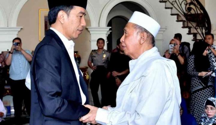 Foto Berita Pesan Sejuk Jokowi Memperingati Maulid Nabi