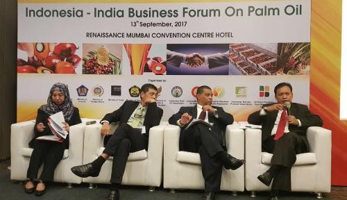 Foto Ingatkan Pemerintah, Gapki: Indonesia Bisa Kehilangan Pasar CPO di India