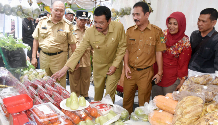 Foto Berita Gubernur Dorong Hortikultura Sumut Tembus Pasar Global
