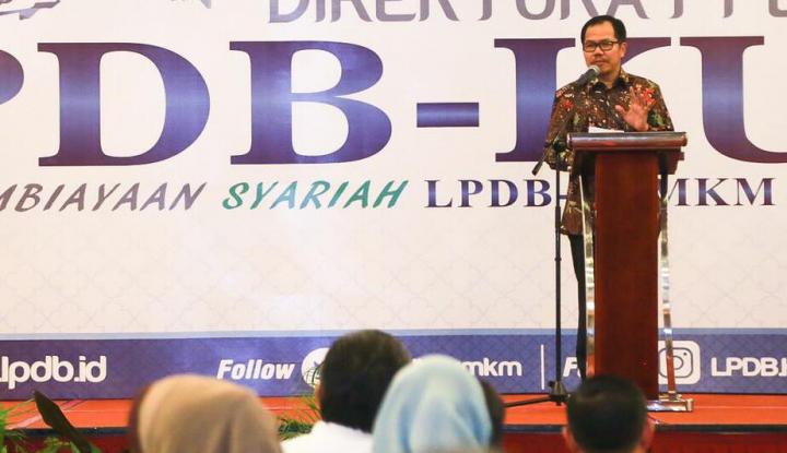 Foto Berita Tingkatkan Porsi Pembiayaan Syariah, LPDB Lakukan Sosialisasi ke Daerah