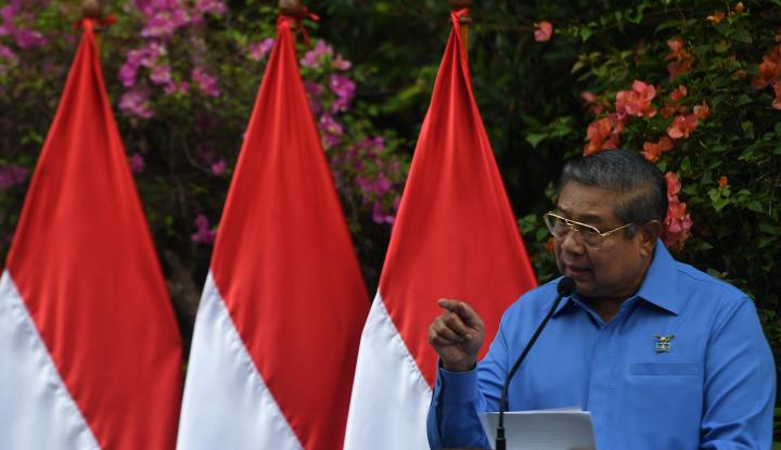 Foto Berita KPK Telusuri Nama SBY di Balik Kasus E-KTP