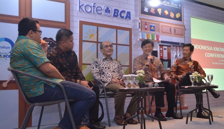 Foto Berita Gelar IKF VI, BCA Dukung Pengembangan Inovasi Berbasis Digital