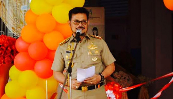 Foto Berita Gubernur Sulsel Dukung Garuda Perluas Jaringan Domestik