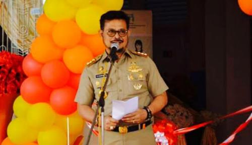 Foto Gubernur Sulsel Minta Apotek Penyalur Pil PCC Ditutup