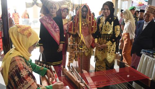 Foto Wagub Harap Organisasi Perempuan Ikut Dorong Percepatan pembangunan di Sumut