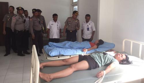 Foto Polisi Kendari Tangkap Tiga Pengedar Pil Terlarang