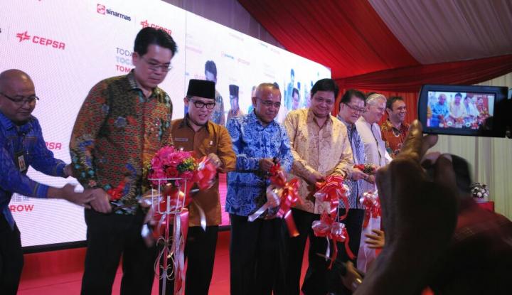 Foto Berita Airlangga: Jaringan Eropa Penting Bagi Ekspor Sawit Indonesia