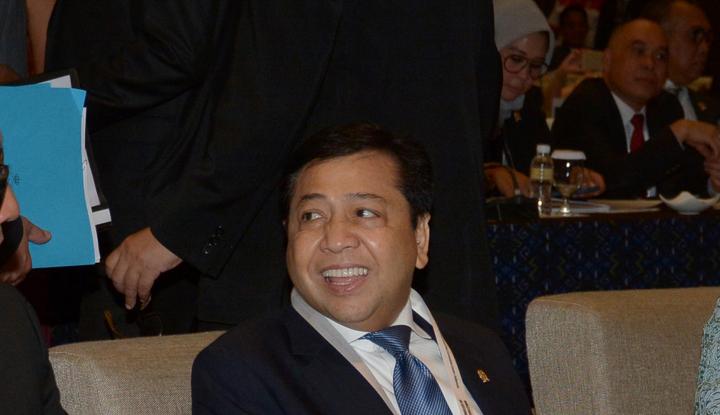 Foto Berita PUKAT UGM: KPK Bisa Tetapkan SN Jadi Tersangka Lagi