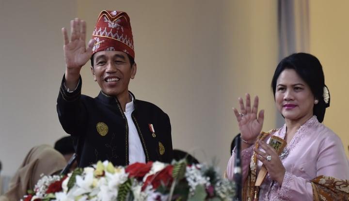 Foto Berita Selamat, Kahiyang Ayu Putri Jokowi Akan Menikah Bulan November
