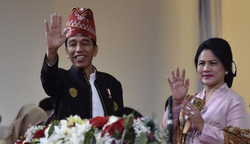 Foto Selamat, Kahiyang Ayu Putri Jokowi Akan Menikah Bulan November