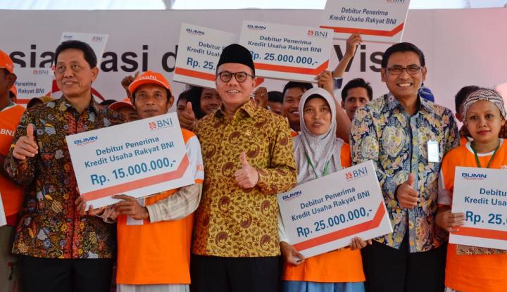 Foto Berita Dukung Aksi Pangan, BNI Gelontorkan KUR ke Sektor Pangan di NTB