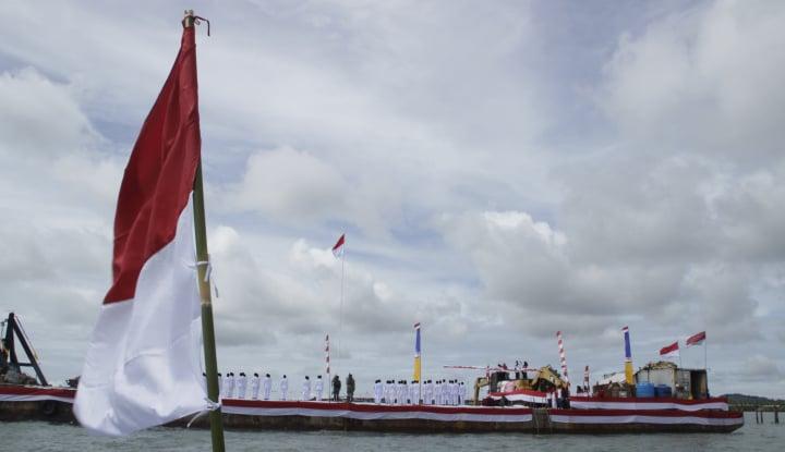Foto Berita Cerita Kebahagiaan Lifter Asal Papua Dapat Bonus Rp200 Juta