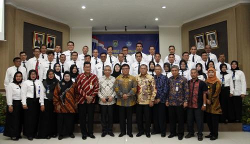 Foto Pemprov Sumsel Dorong Kepala Sekolah Punya Sertifikasi