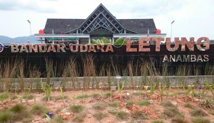 Usai Diresmikan, Bandara Letung Bakal Ikut Genjot Ekonomi dan Wisata Kepulauan Anambas - Warta Ekonomi