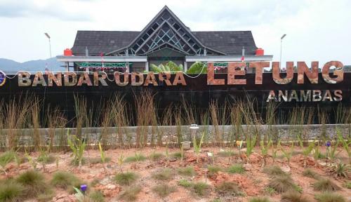 Foto PLN Jamin Kebutuhan Listrik Bandara Letung Anambas