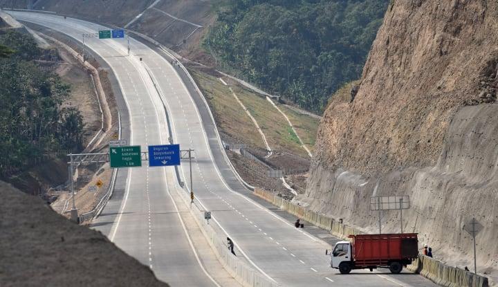 Foto Berita Pembangunan Tol Manado-Bitung Segmen I Sudah 40%