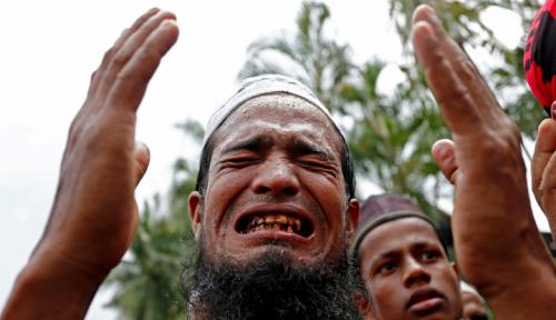 Foto JK: Indonesia dan Negara OKI Kirim Komunike Selesaikan Konflik Rohingya