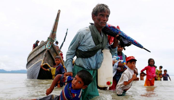 Alhamdulillah! Berkat Muslim Rohingya, Rakyat Aceh Dipuji Dunia