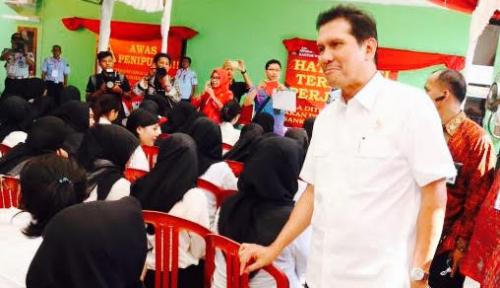 Foto Mundur dari Menteri, Pak Asman Bakal Jadi Pengganguran?