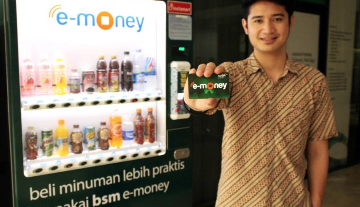 Foto Berita BPKN Dukung Gerakan Nontunai, Tapi Isi Ulang e-Money harus Gratis