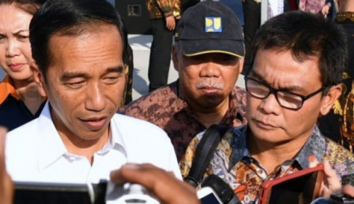 Foto Ha-Ha-Ha, Kakek ini Tak Tahu Nama Lengkap Jokowi