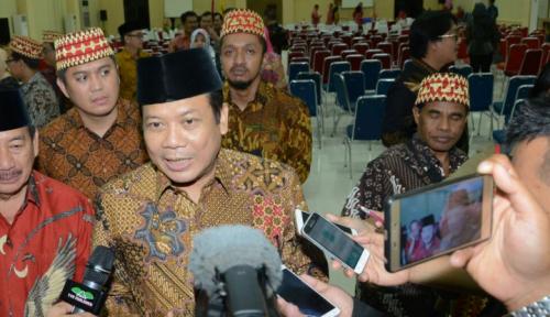 Foto Wakil Ketua DPR: Kontraktor Abaikan K3 Harus Diberi Sanksi